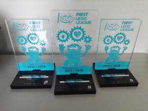 Primo posto Research Project, Primo posto Robot Game e Primo posto in classifica generale alle regionali ticinesi di Locarno (2017/18)